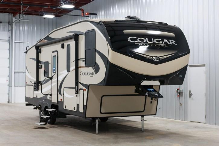 Cougar 25RES SuperLite  (8,7 Meter) 2019